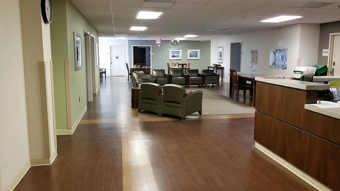 Windmoor Healthcare's Living Space