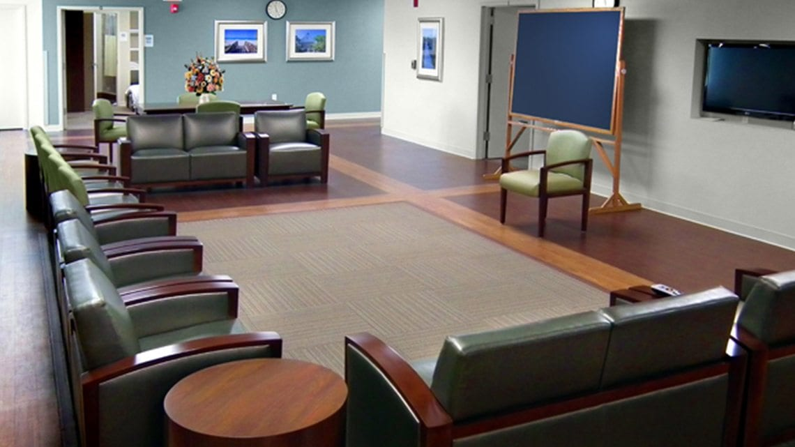 Windmoor Healthcare's Meeting Room